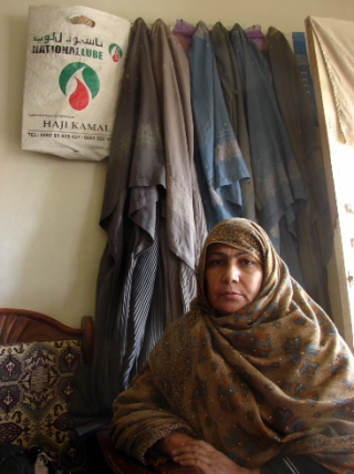 Marzia, Principal of Lycee Aino, 2007, Photographe Roya Aziz/Star Group, © UNESCO