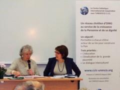 Réunion des Consultants du CCIC du 16 janvier 2014