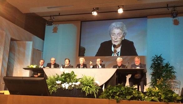 Mme Christine Roche Présidente du CCIC