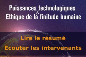 4 mai 2018 - Centre Sèvres - Lire le résumé - Écouter les intervenants