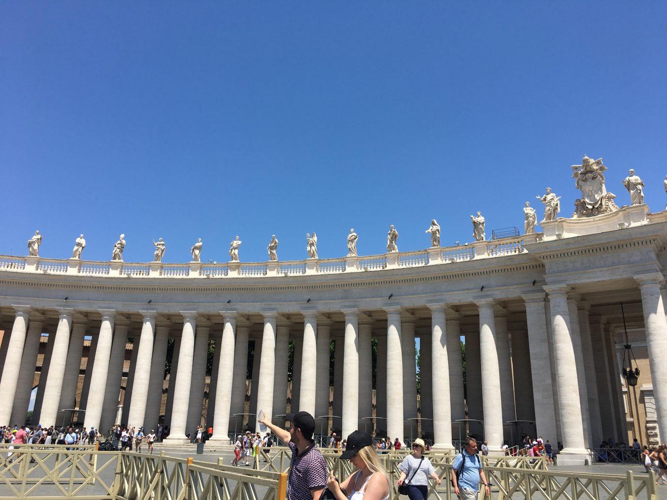 Participation du CCIC au Forum international des ONG d'inspiration catholique réunies à Rome en juin dernier